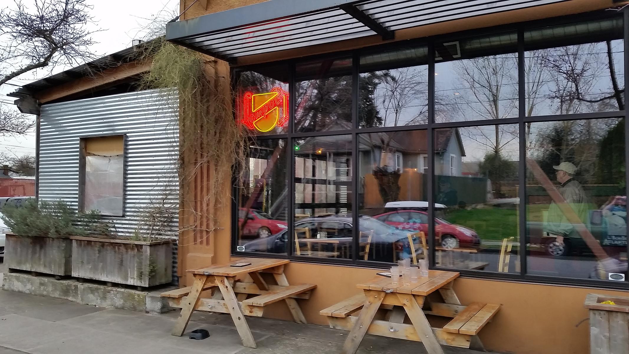 Review: Fifth Quadrant Lompoc Brewing, Portland Oregon